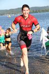 Mountain Lakes Triathlon 2019 - Swim