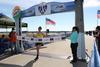 Pensacola Runway Run 5K 2020 - Finish Line Trap Cam