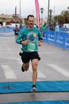 Pensacola Double Bridge Run 15k/6K 2021 - Finish Line 1
